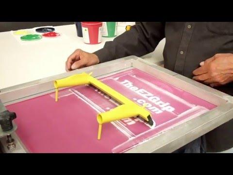 EZ Grip Screen Print Squeegee