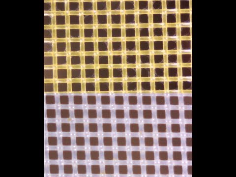 S-Mesh Versus T-Mesh   Screen Printing Tutorial in 1 Minute