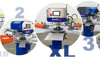 Screen Printed Labels Machine