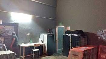 Screen Printing Darkroom Workshop