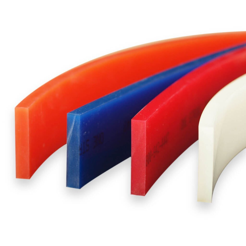 Different Squeegee Colors