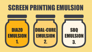Screen Printing Emulsion