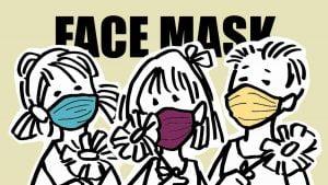 Face Mask Scree Printing Header