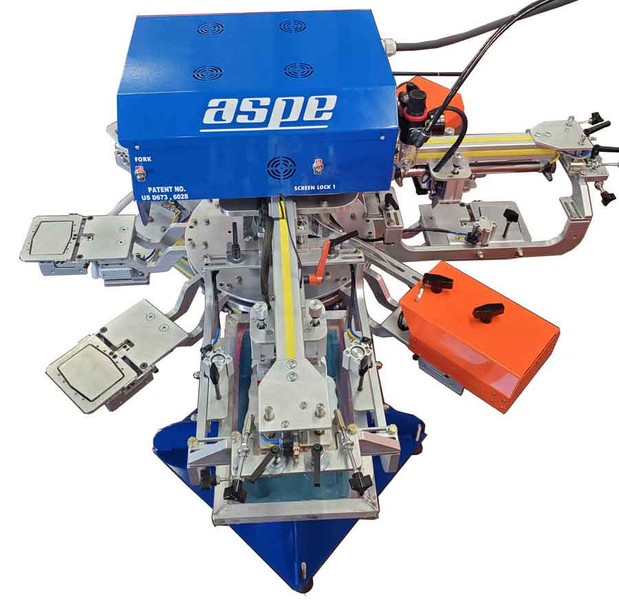 Automatic Screen Printing Face Mask Machine